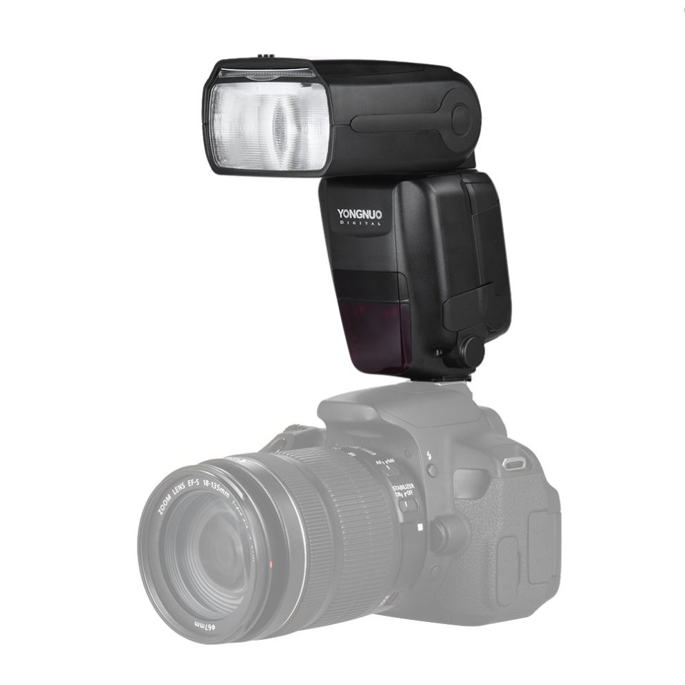 YONGNUO YN600EX-RT II Professional Creative TTL Master Flash Speedlite 2 4G  Wireless 1/8000s HSS GN60 Support Auto/Manual Zooming for Canon Camera