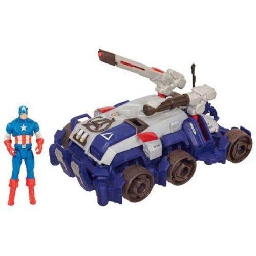 Avengers - Stark Tek Vehicles - Goliath Assault Tank