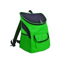 Pet Carrier Soft Sided Travel Bag for Small dogs & cats- Airline Approved, Green #9