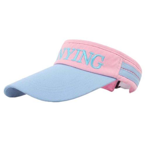 Stylish Visor Cap Comfortable Sun Protector Hat