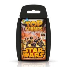 Star Wars Rebels Top Trumps Specials