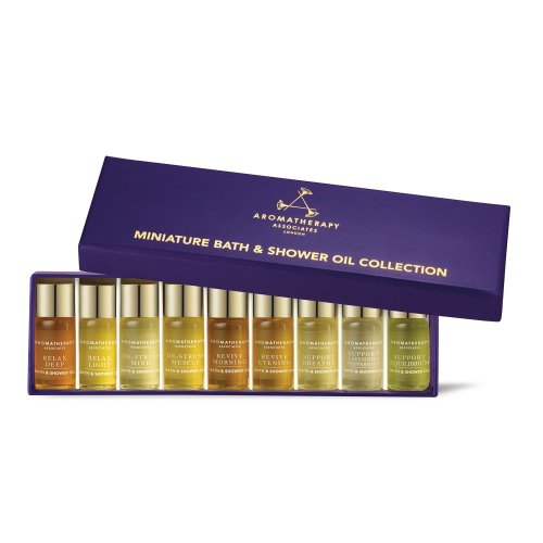 Aromatherapy Associates - Miniature Bath & Shower Oil Collection 10 x 3ml