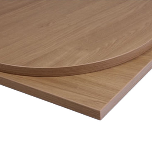 Taybon Laminate Table Top - Oak Rectangular - 1200x600mm