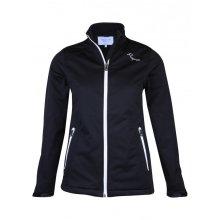 ProQuip Isla Full Zip Soft Shell Wind 360 Jacket Black X-Small