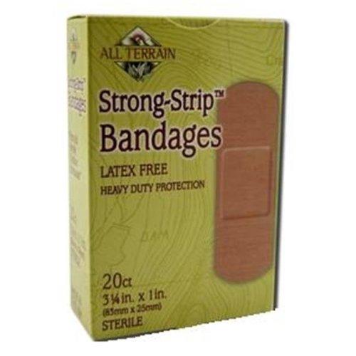 All Terrain 51197 Strong Strip Bandage