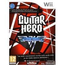 Guitar Hero Van Halen - Game Only Nintendo Wii Game