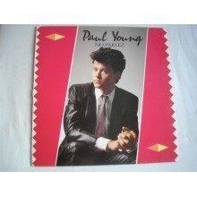 PAUL YOUNG - No Parlez UK LP 1983 ex/ex