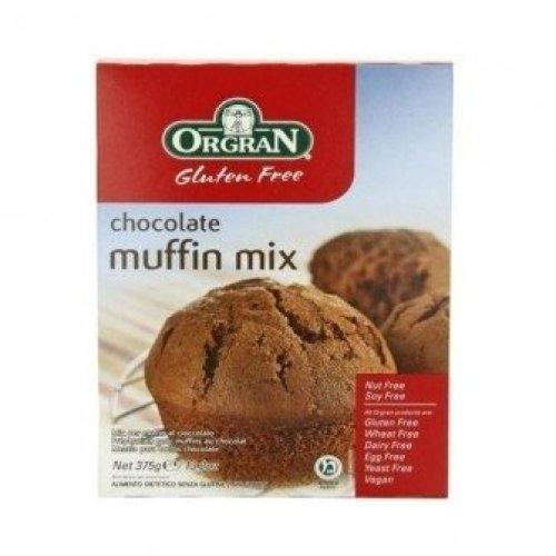 Orgran - Chocolate Muffin Mix 375g