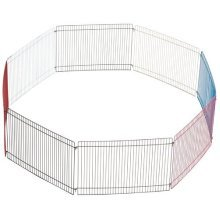 Trixie Joy Indoor Run, 34 × 23 Cm, 8 Elements - Run Hamstercm Enclosure Pet -  indoor run hamster 8 trixie cm joy elements 34 23 enclosure pet guinea