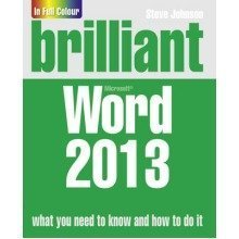 Brilliant Word 2013