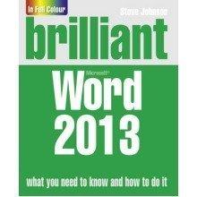 Brilliant Word 2013