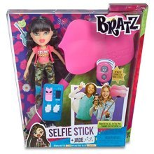 MGA 539667E4C Bratz Selfie Stick with Jade Doll
