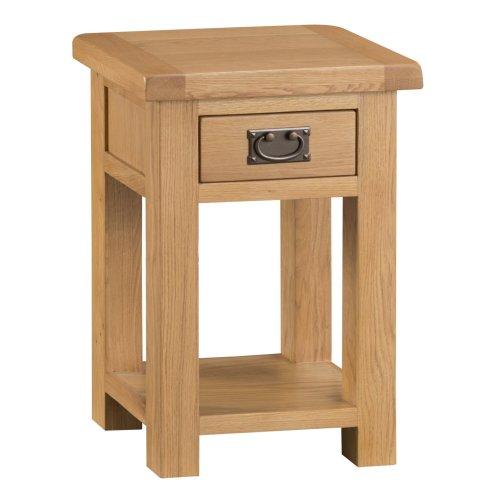 Colchester Chunky Oak Side Cabinet