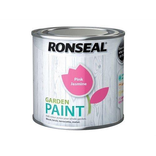 Ronseal 37383 Garden Paint Pink Jasmine 250ml