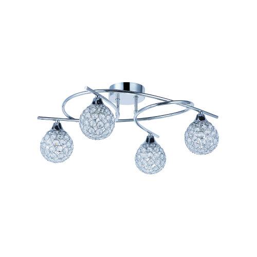 Osterley 4 Arm LED Ceiling Light
