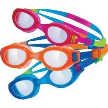 Zoggs Little Phantom Swimming Goggles 0-6 Years Assorted Colours - Junior Boys -  swimming goggles zoggs little phantom junior boys girls 0 6 years