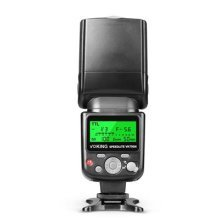 Voking VK750N LCD Display i-TTL TTL Speedlite Flash Nikon D3300/D3400/D5/D500/D5600 /D610/D7100/D7200/D7500/D810 and Other Hot Shoe DSLR Camera