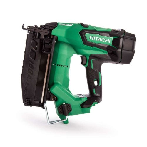 Hitachi NT1865DBSL Brushless Finish Nailer (Straight) Body Only