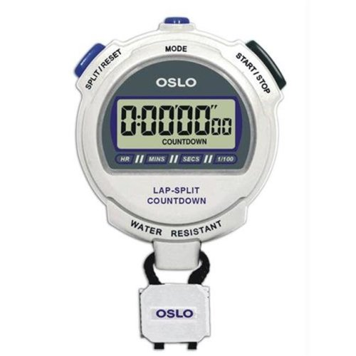 Olympia Sports TL147P Robic Silver 2.0 Stopwatch